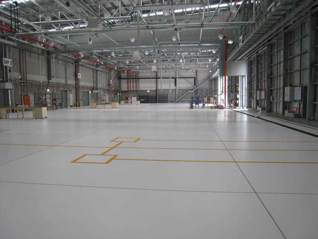 Australian Super Hornet Facilities