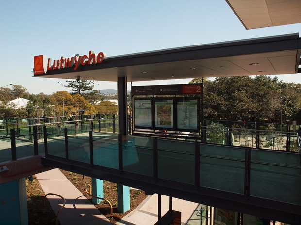 Lutwyche Busway
