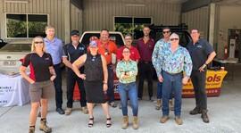 TAFE SkillsTech Visit Sencova | Scantec Perth