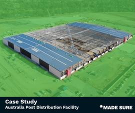 Case Study - Australia Post Distribution Facility | Scantec Perth