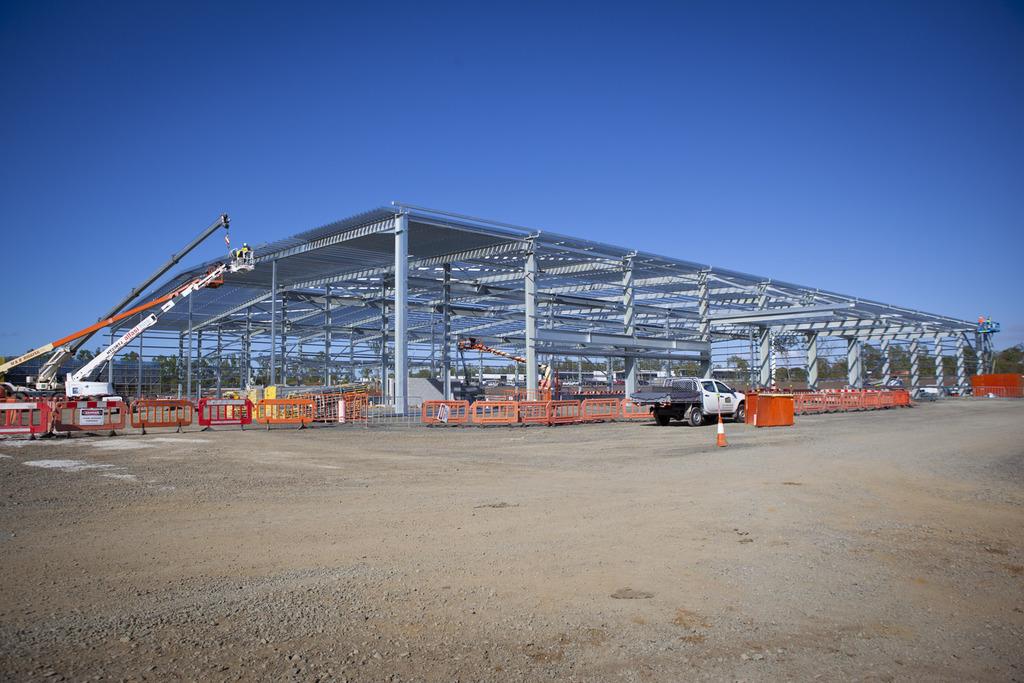 RAAF Base - Loan and Repair Pool Building